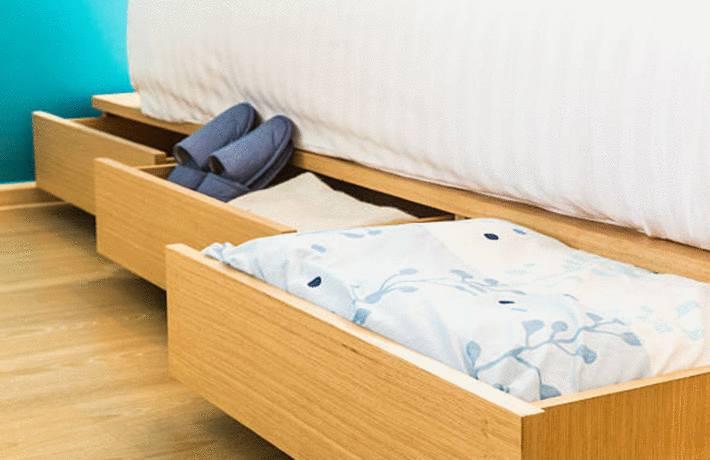idée meubles gain de place