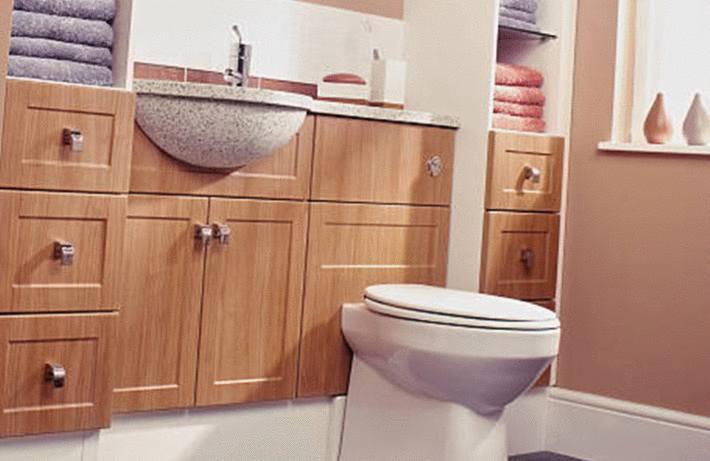comment organiser rangements dans les WC