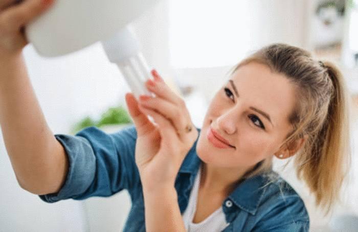 entretien et utilisation des ampoules électriques