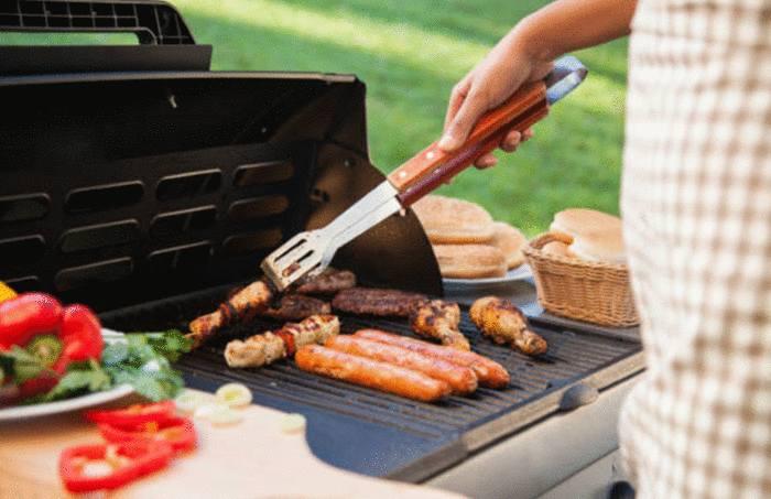 utilisation barbecue