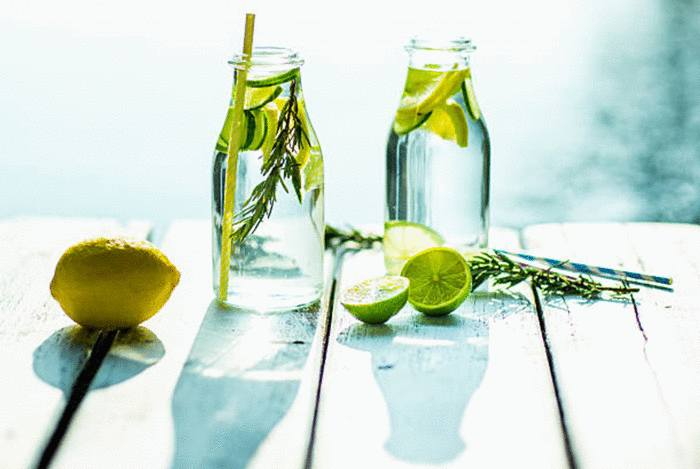 recette boisson rafraichissante