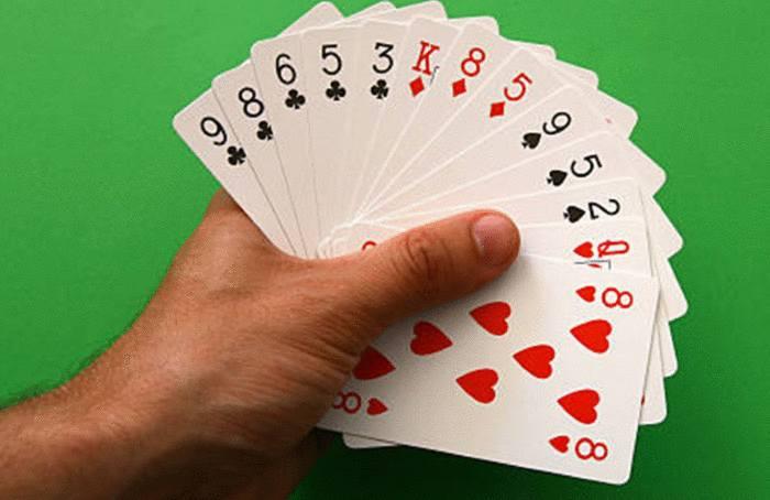comment nettoyer cartes à jouer