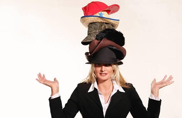 redonner forme à une casquette ou un chapeau