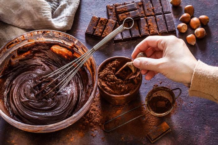 avec quoi enlever les taches de chocolat