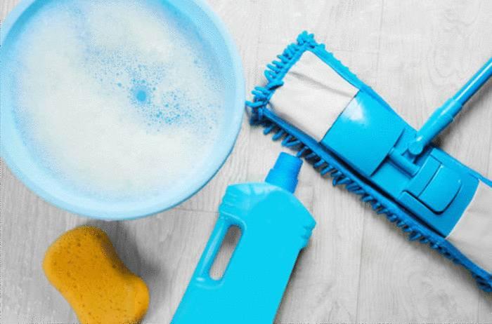 quel produit pour nettoyer lino