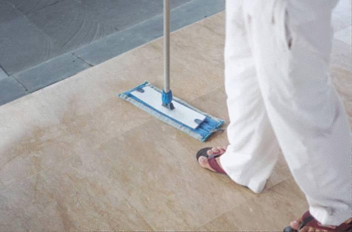 comment nettoyer et entretenir le marbre