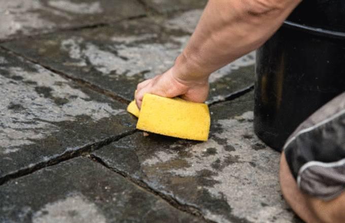 meilleure asutce pour nettoyer terrasse pierre