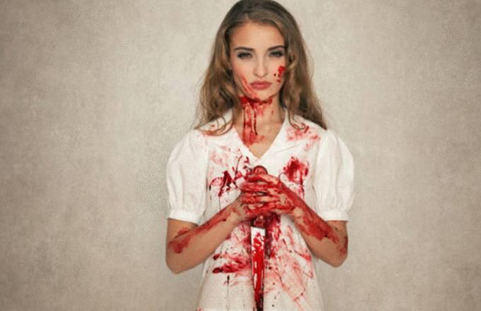 meilleure astuce pour nettoyer tache de sang