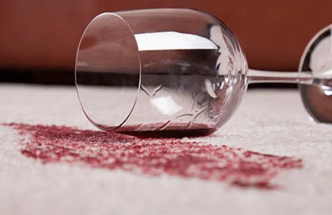 meilleure astuce pour enlever tache de vin