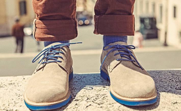 Suivez nos conseils pour nettoyer des chaussures en daim