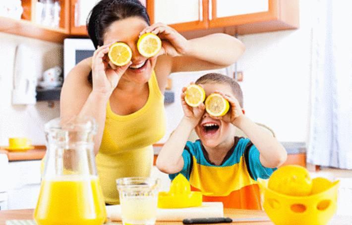 pourquoi boire du jus de citron
