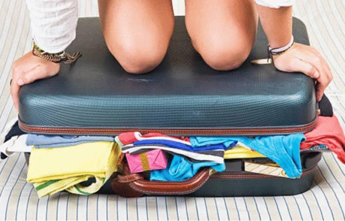 comment faire sa valise sans rien oublier