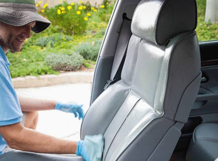 Comment nettoyer et entretenir son cuir voiture