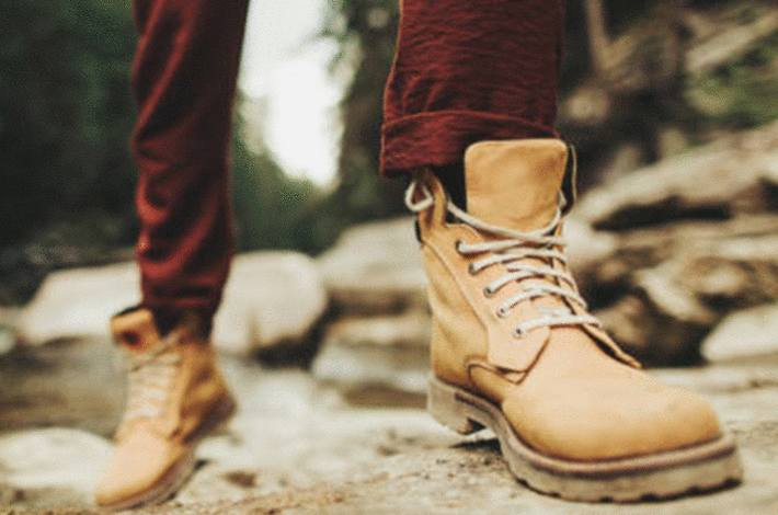 astuce pour nettoyer des timberland