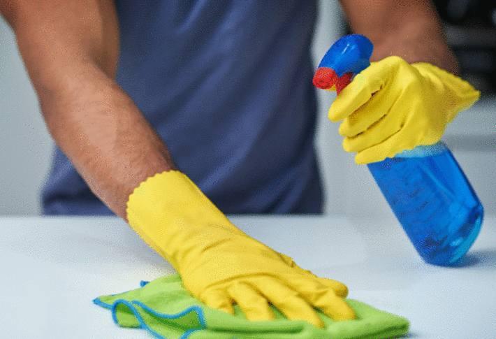 comment faire une désinfectant naturel