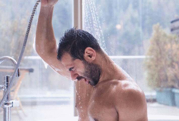 prendre une douche froide pour etre en bonne santé