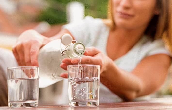 eau gazeuse est-elle mauvaise pour la santé