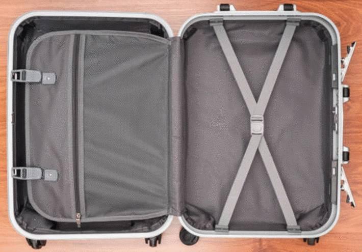 comment enlever odeur renfermé valise