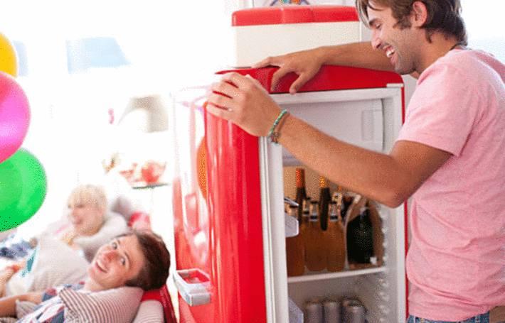 comment peindre un frigo et le relooker