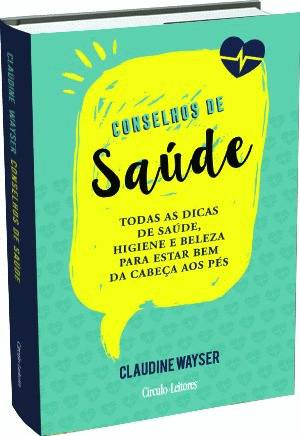 guide de conseils santé en Portugais