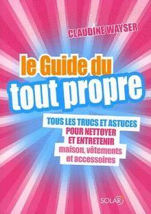 guide du Toutpropre