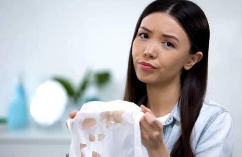 10 méthodes et produits pour enlever une tache graisseuse