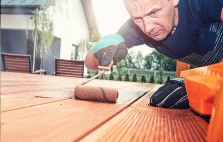 comment appliquer une lasure sur le bois