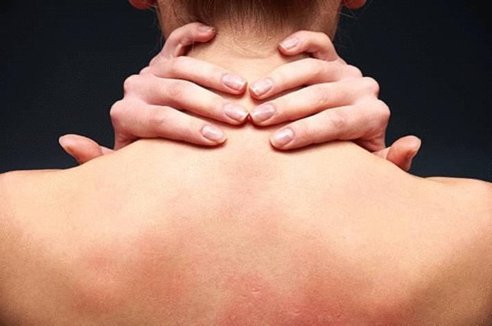 remede naturel pour calmer mal au cou