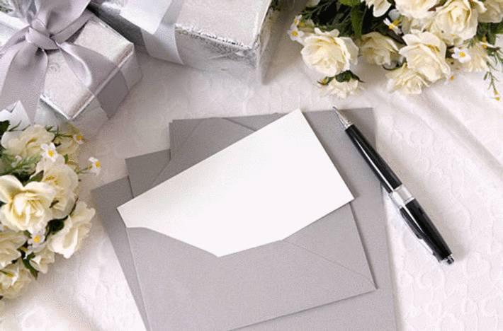 quel invitation pour un mariage
