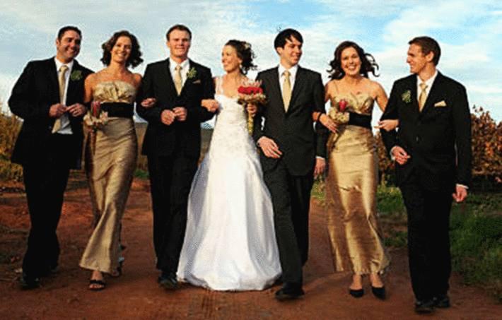 témoin à un mariage que faire