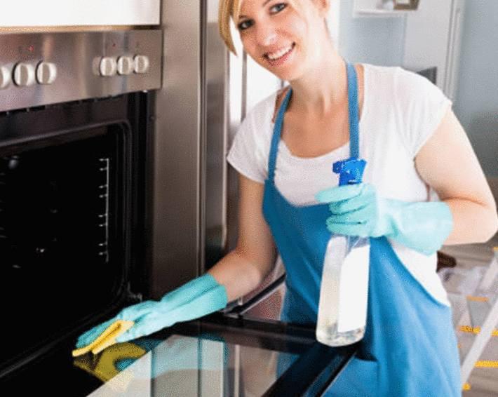 meilleur nettoyant pour nettoyer un four
