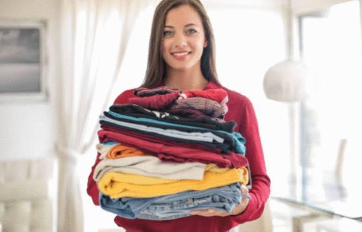 comment nettoyer à sec les vetements à la maison