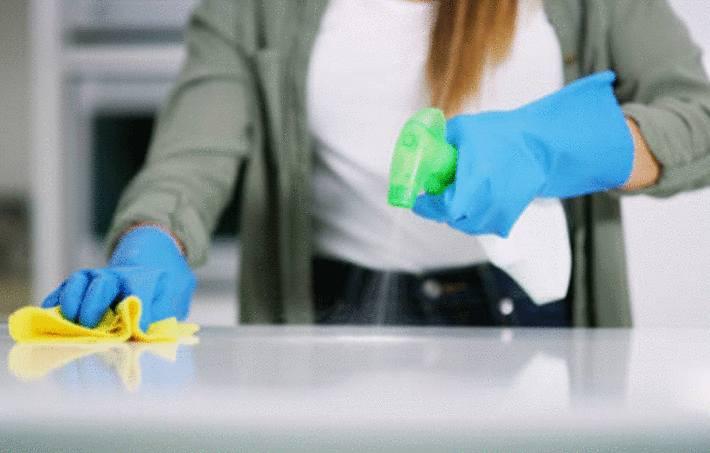 comment nettoyer le lamifé