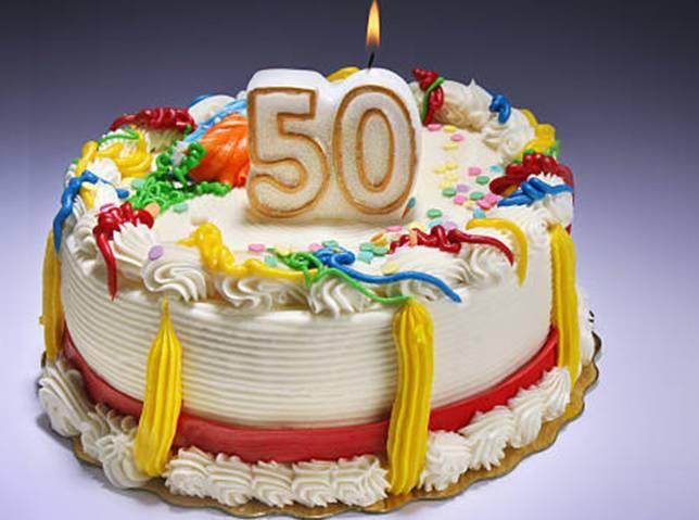 modèles texte anniversaire 50 ans