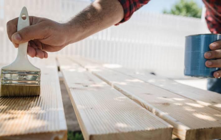comment blanchir le bois