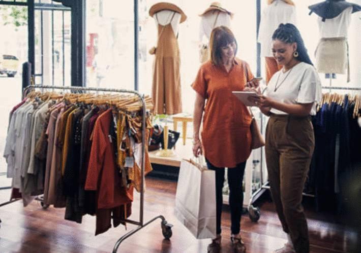 savoir vivre dans une boutique, une grande surface ou chez l'estheticienne