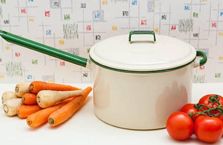 comment nettoyer casserole émaillée