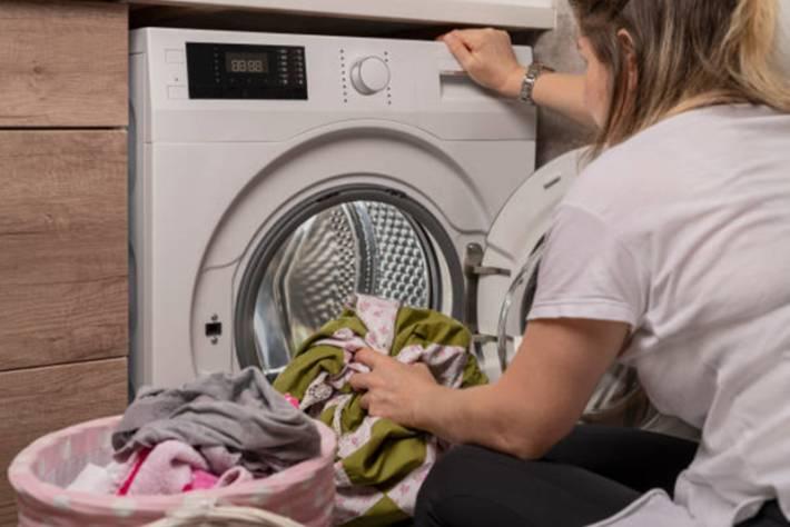 comment bien laver le linge en machine