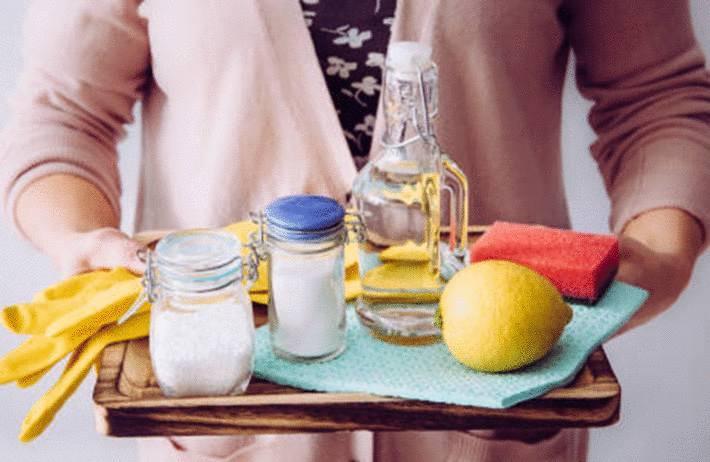10 produits naturels à avoir chez soi pour tout nettoyer