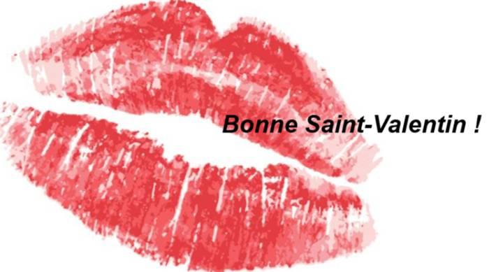 10 modèles de texte et carte gratuite pour Saint Valentin
