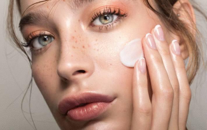 comment enlever taches sur le visage