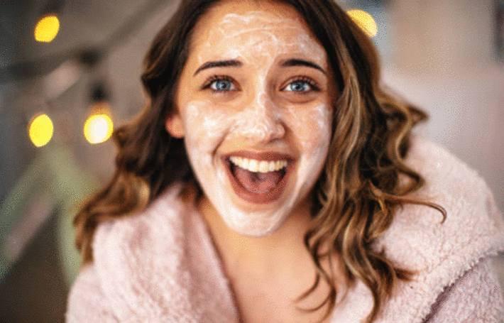 recette masque gommage