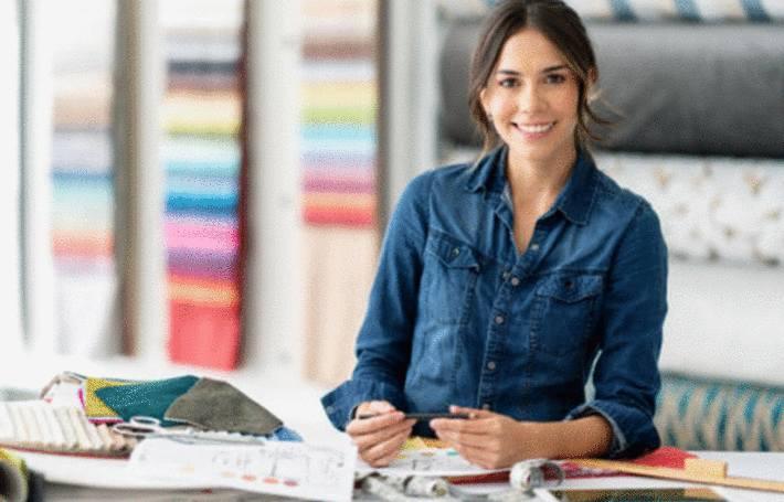 une spécialiste du tissu explique comment reconnaitre un tissu