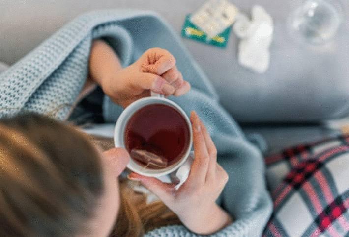 soigner une grippe avec des remèdes naturels