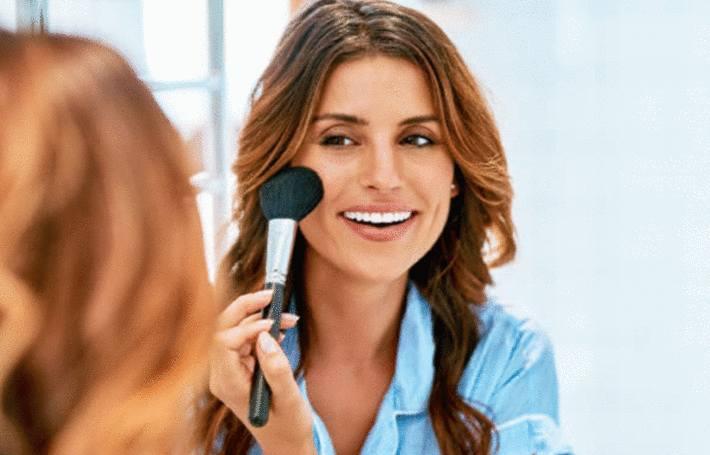 comment retoucher son maquillage