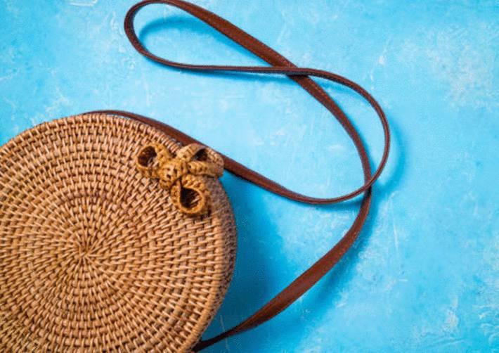 sac osier nettoyage et entretien