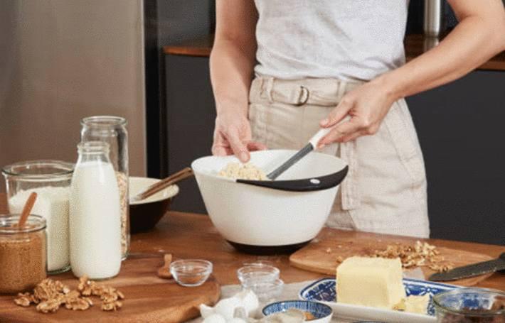 peser sans balance farine, beurre, sucre ...