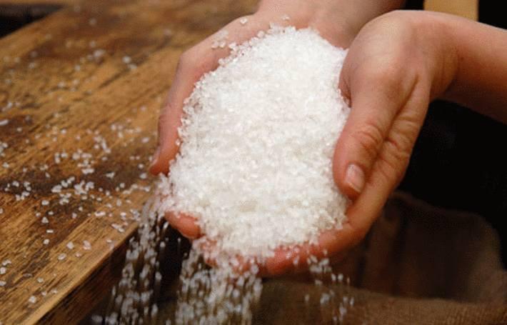 Utilisation du sel contre la malchance et en astuce naturelle