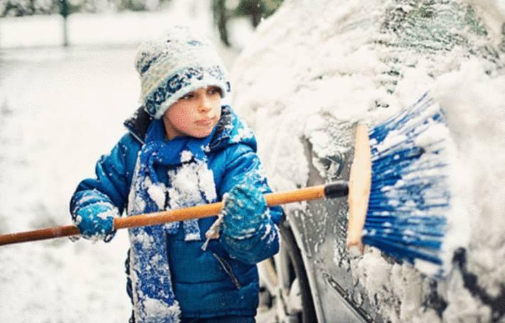 quelle astuce pour protéger sa voiture du froid