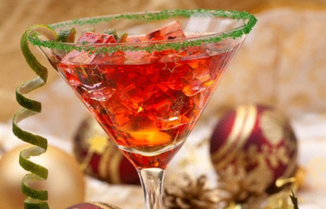 apéritf noel - Spritz rectte, mojito recette avec ou sans alcool